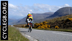 Cycling around Great Britain