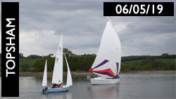 Sailinmg - 6th May 2019