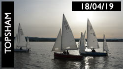 Start Boat - 18th April.